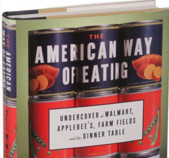 the+American+Way+of+Eating, Undercover+at+Walmart, Farm+Fields, Applebee's, changing+the+way+America+Eats, American+diet, Tracie+McMillan