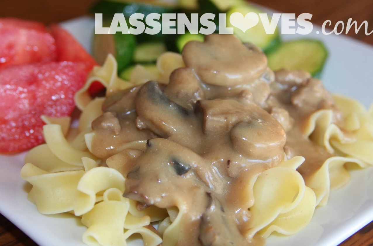 strognaoff+recipe, easy+dinner, quick+recipe, easy+stroganoff, simple+stroganoff