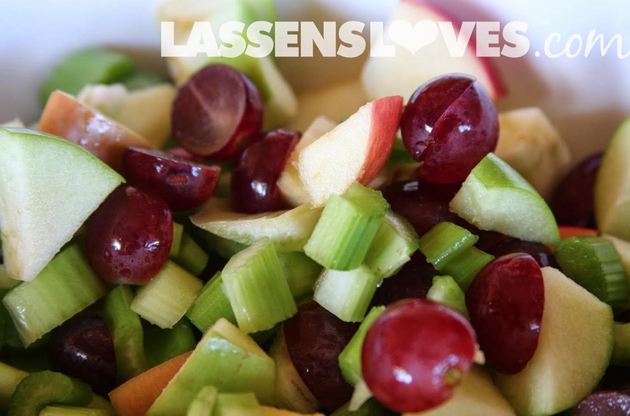 waldorf+salad+recipe, waldorf+salad, apple+salad, grape+salads, easy+salads, easy+waldorf