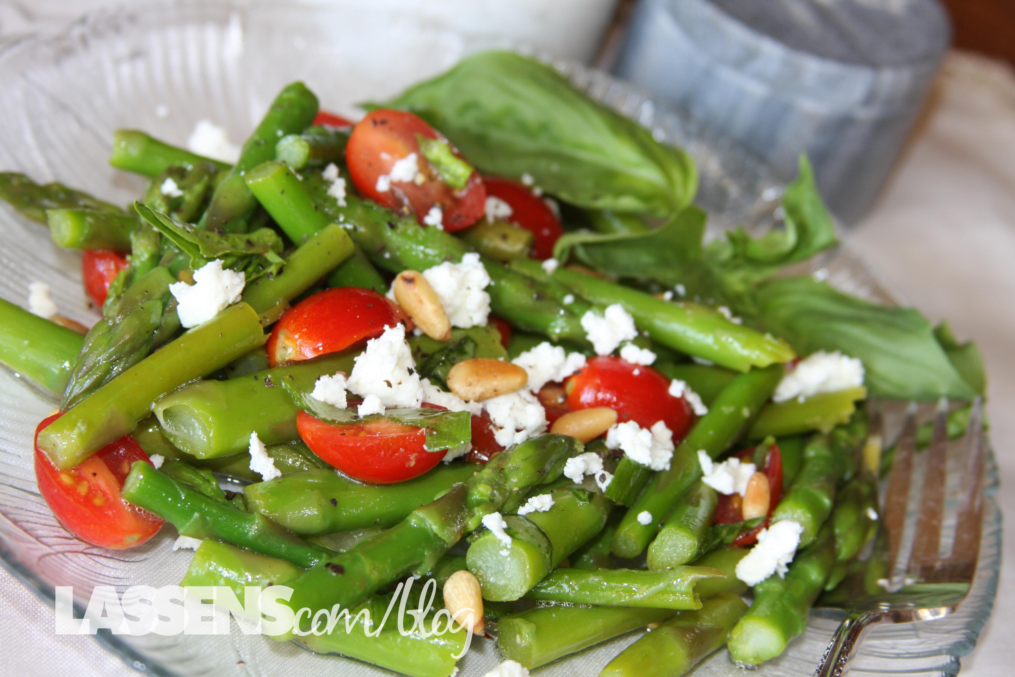 healthy+salad+recipes, salad+recipes, asparagus+salad, asparagus+recipes