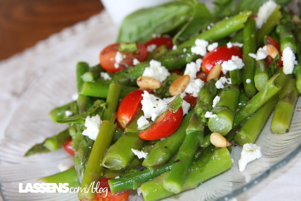 asparagus+recipes, asparagus+salad, healthy+salads