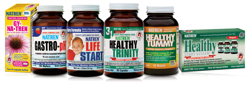natren+probiotics, gut+health, healthy+digestion, Natren+products