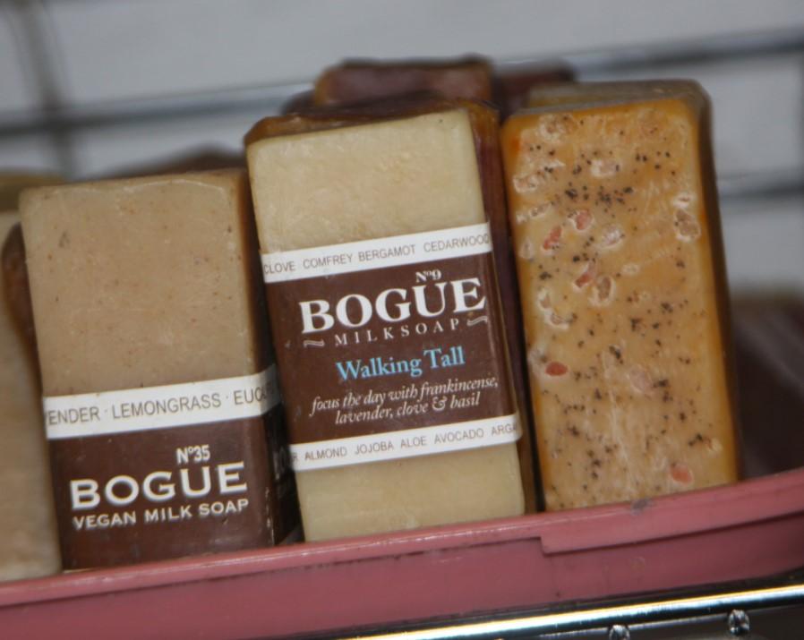 Lassens, Lassen's, Lassens Natural Foods and Vitamins, Bogue Soaps, Local soaps,