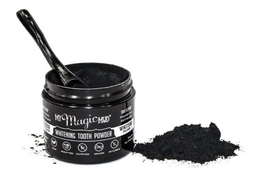 My+Magic+Mud, charcoal+tooth+powder, activated+charcoal