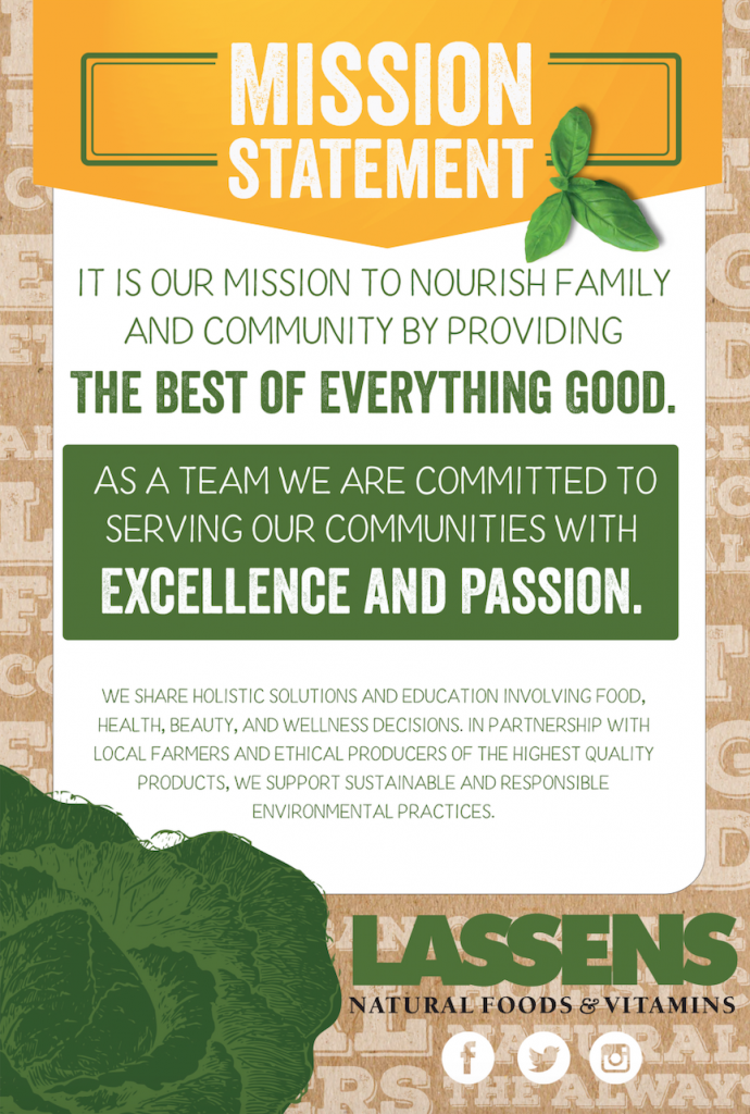 lassens+motto, the+best+of+everything+good, earth+day