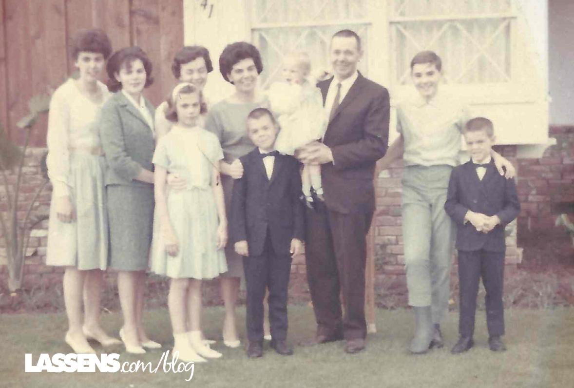 Lassens+origin+story, Hilmar+Lassen, Oda+Lassen, Peter+Lassen, Immigration+from+Denmark, Lassen+family