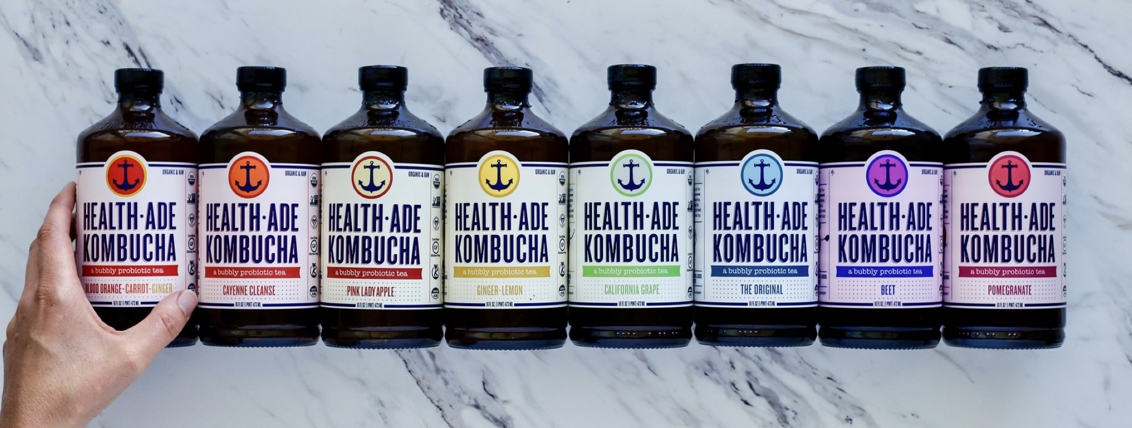 health+ade+kombucha, focus+on+local