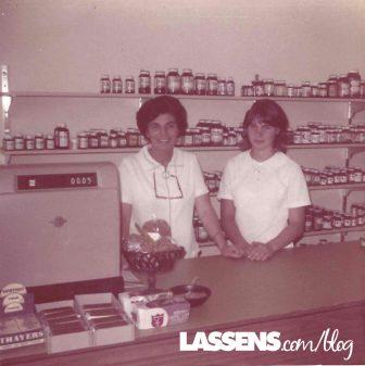 Origin+story, Lassen's+history, lassens+history, Oda+Lassen, Hilmar+Lassen, Lassens+grand+opening, the+best+of+everything+good, we+care+about+your+health