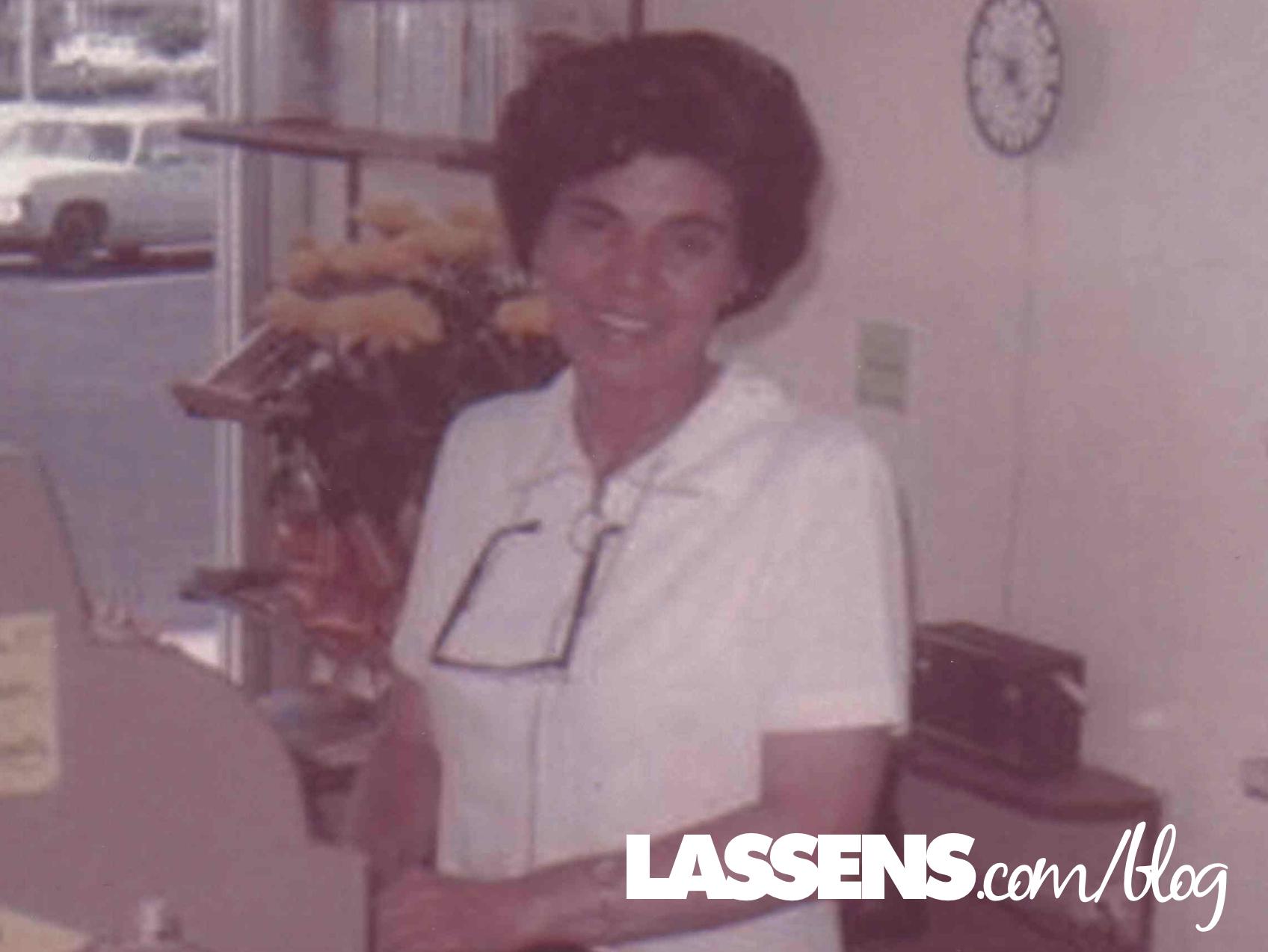 Oda+Lassen, Lassen's+Origin+Story, Lassen's+Anniversary