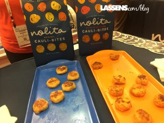 Lassen's+Natural+Foods, 2018+Expo+East, 2018+Natural+Products+Expo+East, Expo+East, Cauliflower+Bites, Delicious+Healthy+foods
