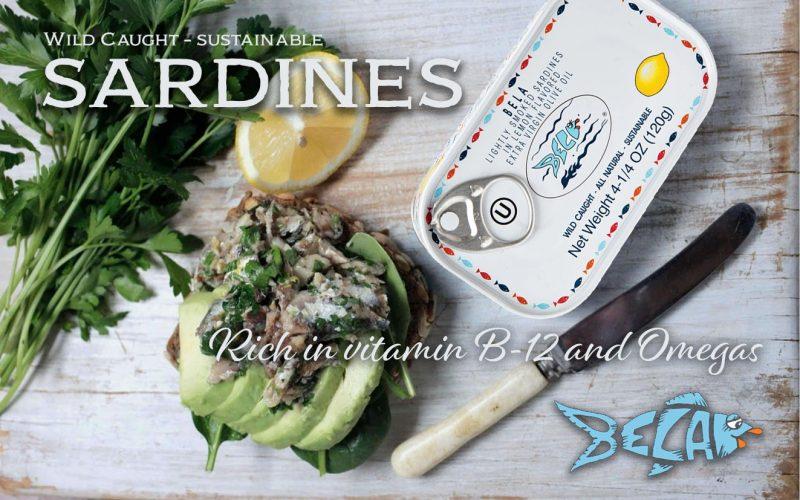 Bela Sardines Marquee